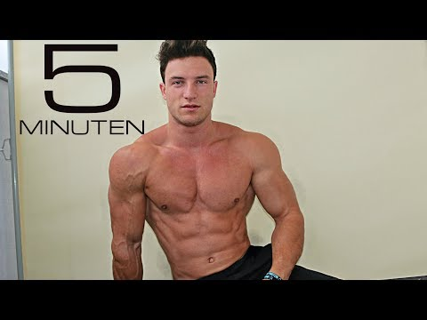 Extremes SIXPACK WORKOUT fr Zuhause | nur 5 Minuten!