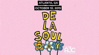 A3C 2015 De La Soul Day Recap