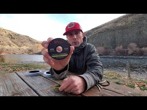 Are You Using The Wrong Trout Tippet? // SA Absolute Trout Tippet