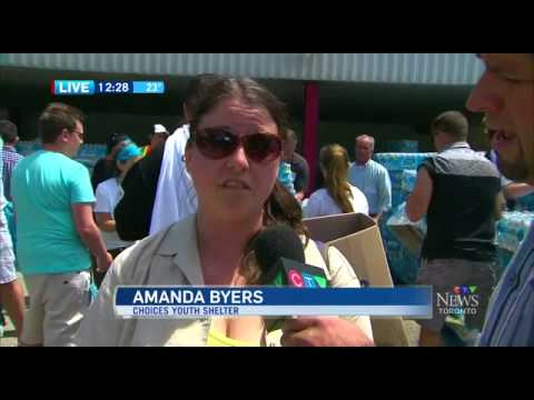 CTV News Toronto Live at Project Water 2015 - YouTube