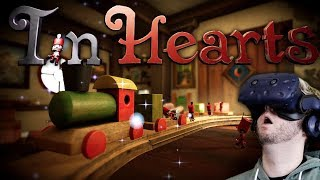 VR PUZZLE GAME WITH A HEARTFELT STORY | Tin Hearts Gameplay (HTC Vive Wireless)