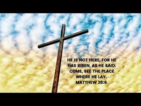 Seek Him this Easter