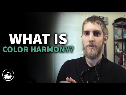 What Is Color Harmony & How I Use It In My Paintings