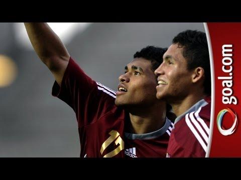 Top 5 Goals South America AMAZING