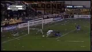 Copa Libertadores 2003: Boca Juniors - Santos fc