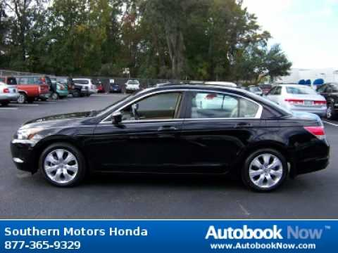 2009 Honda Accord Ex L In Savannah Ga For Sale Youtube