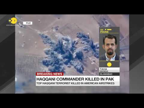 Breaking: Haqqani commander killed by drone strike in Hangu, Pakistan