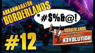 Arkanmaratón Borderlands   Parte 12: Tostadoras furiosas (Con DamagePoints)