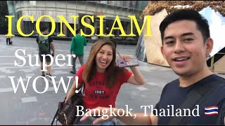 ICONSIAM - New Tourist Destination in Bangkok, Thailand