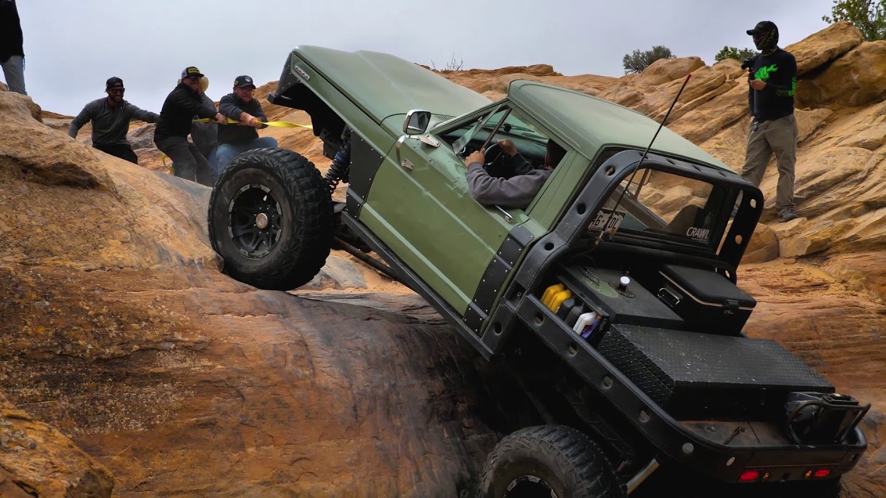 Download Truggy's & Buggy's // Widow Maker Obstacle on #MetalMasher 4x4 Trail - Moab, Utah
