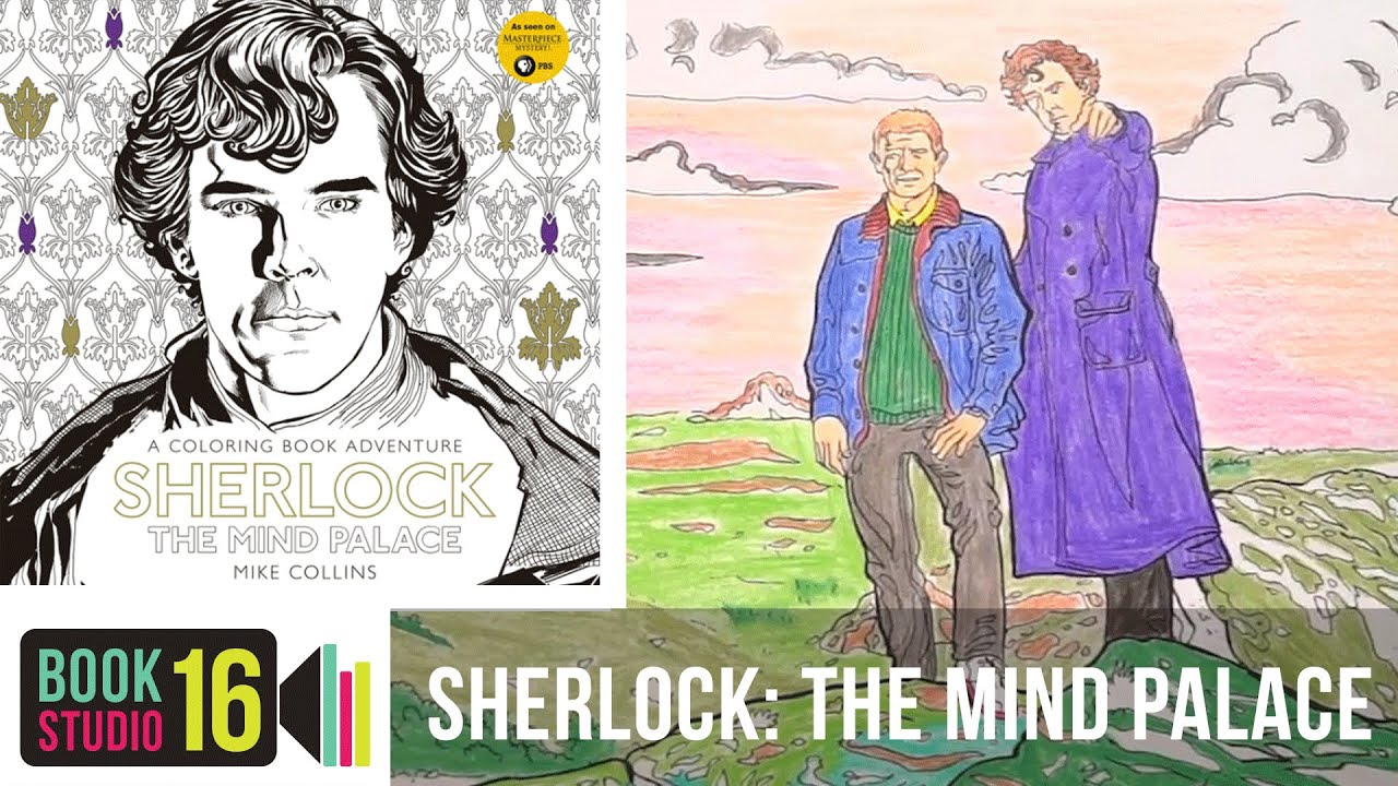 Sherlock The Mind Palace By Mike Collins