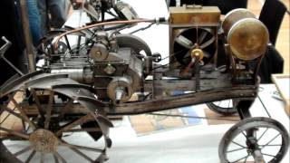 Melbourne Model Engineering Exhibition 2016