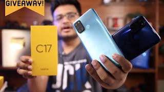 realme C17 Unboxing & Giveaway!