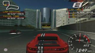 Ridge Racer V PS2 Gameplay HD (PCSX2)