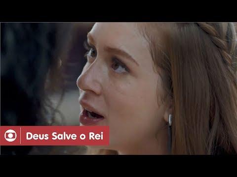 Deus Salve O Rei: capítulo 45 da novela, quinta, 1º de março, na Globo