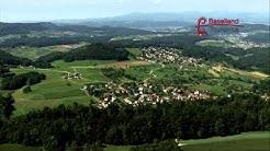 Baselland aus der Luft