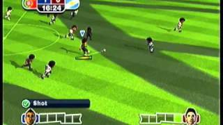 fifa 09(WII) ALL-PLAY cool goals!!!!!