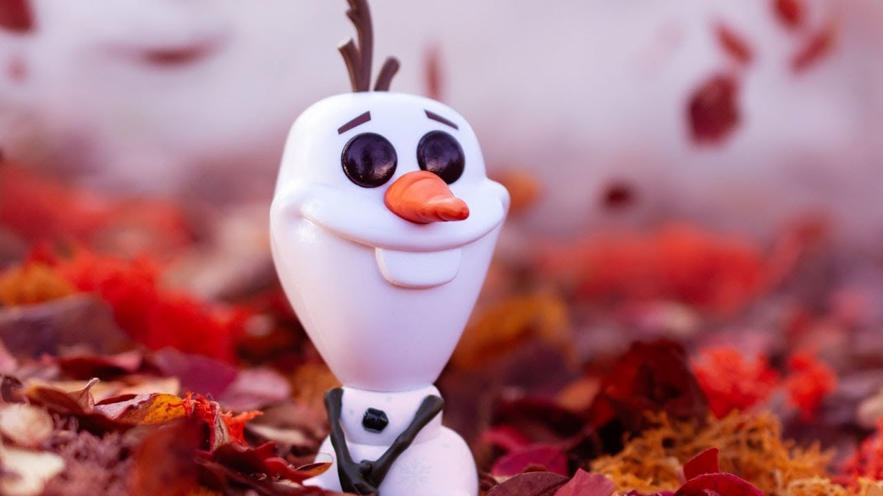 Funko Photography - Olaf | Frozen 2 | Disney UK | #ADVERT