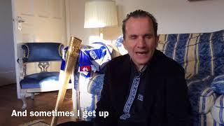 Bob Mayo - talking to the homeless late at night