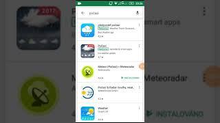3 nejlepší aplikace   Počasí