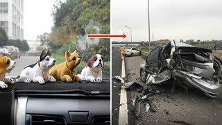 Tai nạn chết người tổn thọ cả gia đình chỉ vì đặt 5 vật này lên ô tô tuyệt đối tránh ngay