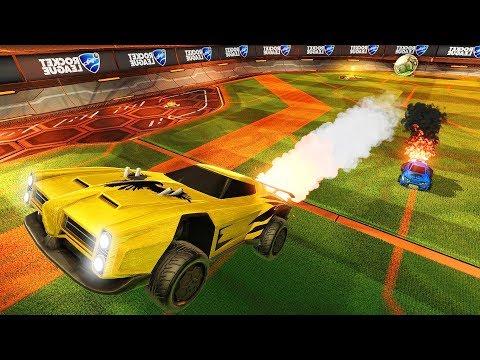 YO ME LO GUISO Y YO ME LO COMO!! - Rocket League