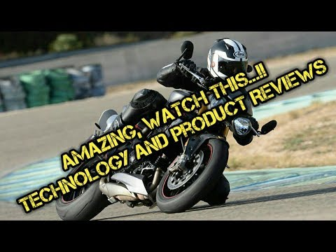 The Best of New Triumph Street Triple R Ridden Review