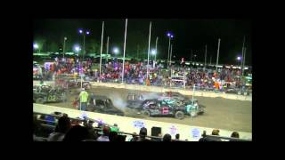 Fulton County Derby - Feature - 2015