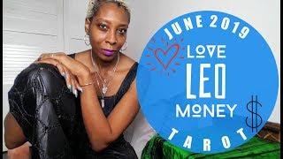 LEO JUNE LOVE & MONEY 💸BLESSED | SELF MASTERY💖 LEO GENERAL TAROT JUNE 2019
