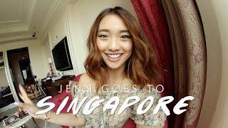 Jenn Goes To Singapore