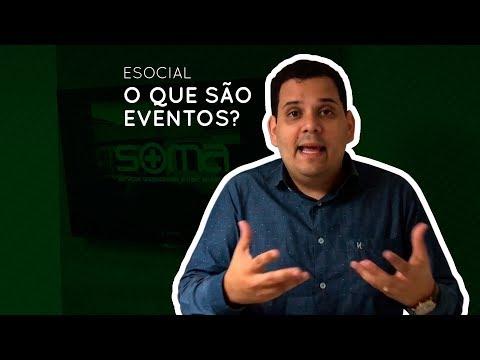 eSocial: O que são eventos?