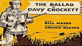 Bill Hayes - The Ballad Of Davy Crockett