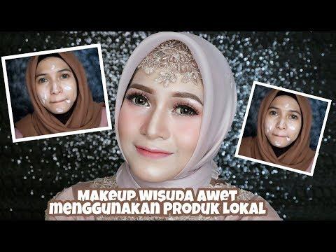 makeup-wisuda-awet-pakai-produk-lokal-murah-banget-&-tutorial-hijabnya
