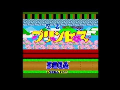 Import Gallery: SEGA AGES Memorial Selection Vol.2