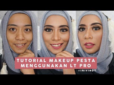 one-brand-makeup-tutorial-lt-pro---tutorial-makeup-ke-pesta-by-ini-vindy