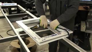 Автоматическая линия производства конструкций из ПВХ(, 2012-07-26T07:27:31.000Z)