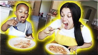 Download COOKING WITH THE PRINCE FAMILY (PART 34) Mp3 and Videos