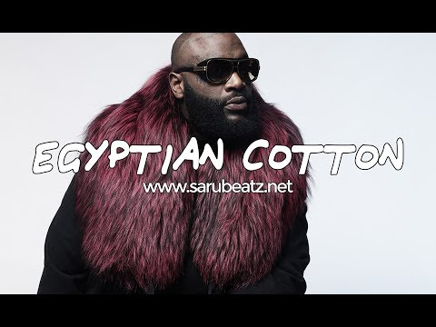 """Rick Ross Type Beat - """"Egyptian Cotton"""" 