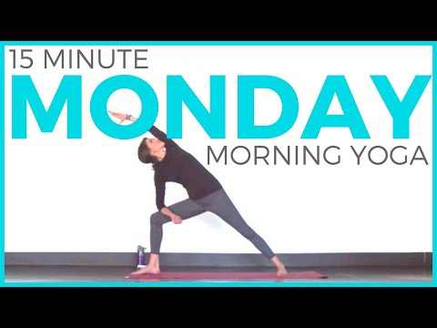 Monday - Morning Vinyasa Yoga Routine | 7 day yoga challenge