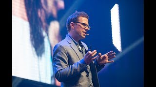 David Polgar & Joe Leonardo (Funny as Tech) do Throwback Thursday | TNW Conference 2018