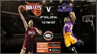 NBL 8th Oct | Sydney Kings Vs Brisbane Bullets