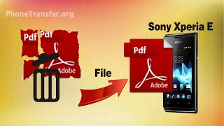 [Sony Xperia E Data Recovery]: How to Recover Deleted Files from Xperia E?
