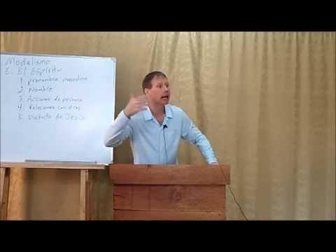 Modalismo - Monarquianismo - Pentecostalismo Unicitario - Sabelianismo