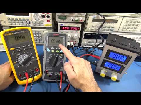 Burden Voltage, How a Multimeter Takes Measurements and the uCurrent