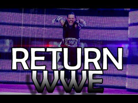Jeff Hardy Back To WWE - 2016  By: WePTnews