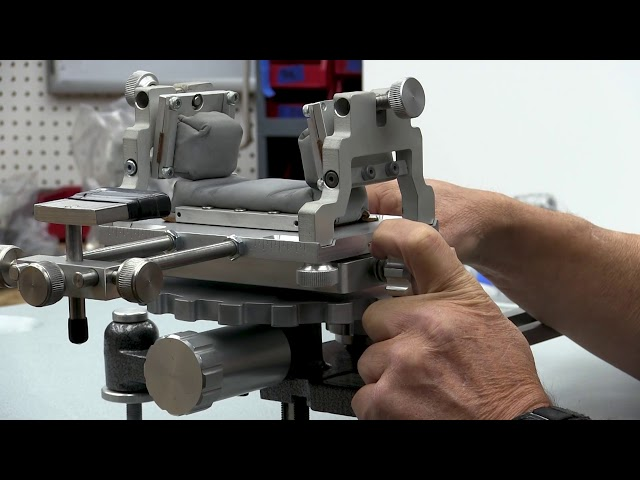 How To Use The NEW High Quality [LP Rifle Rest 2000]/ Improve Your Accuracy With Target Shooting Inc