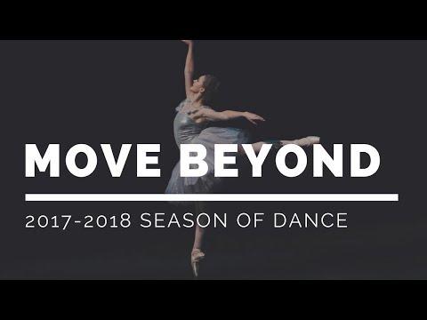 MOVE BEYOND   2017-2018 Season of Dance @ The Music Center