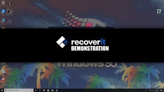 Recoverit | Data Recovery Software Demonstration