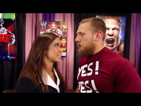 Daniel Bryan confronts Raw General Manager AJ Lee: Raw, July 30, 2012