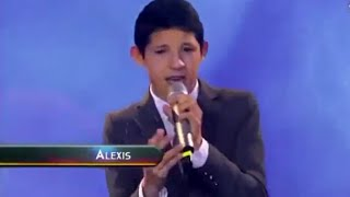 Alexis Orozco - Amor Eterno  | Concierto 2 - Academia Kids lala 2